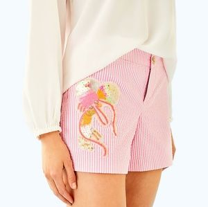 Lilly Pulitzer Striped Shorts